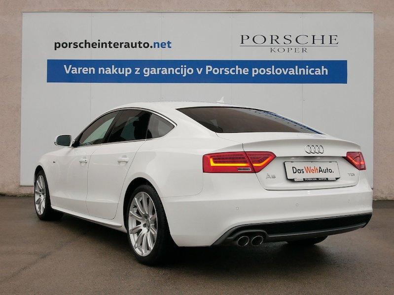 Audi A5 Sportback 2.0 TDI Business Sport-SLOVENSKO VOZILO4