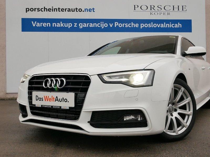 Audi A5 Sportback 2.0 TDI Business Sport-SLOVENSKO VOZILO5