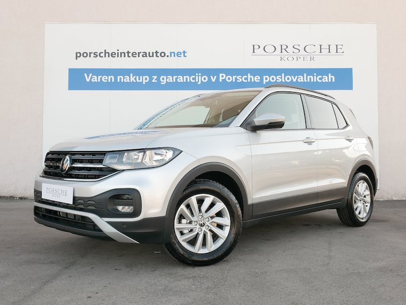 Volkswagen T-Cross Life 1.0 TSI