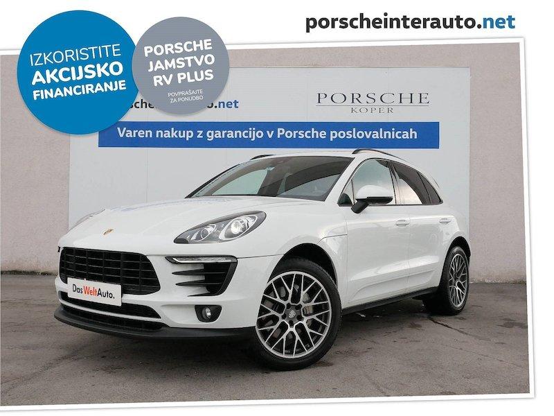 Porsche Macan S Diesel 3.0 V6 PDK - SLOVENSKO VOZILO