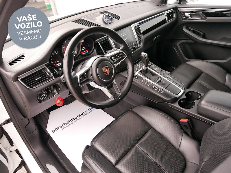 Porsche Macan S Diesel 3.0 V6 PDK - SLOVENSKO VOZILO11