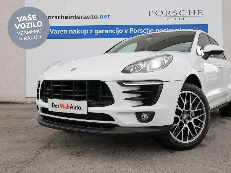 Porsche Macan S Diesel 3.0 V6 PDK - SLOVENSKO VOZILO6