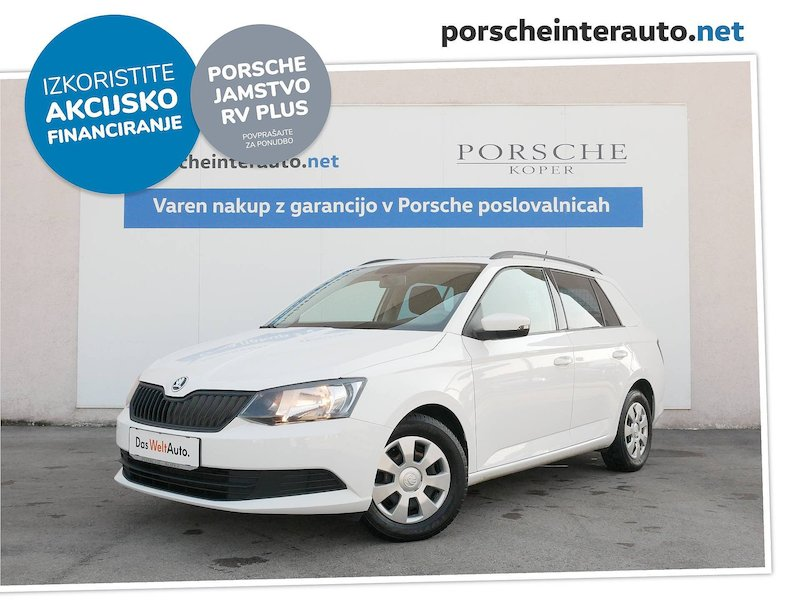 Škoda Fabia Combi 1.2 TSI Easy - TOVORNO VOZILO N1
