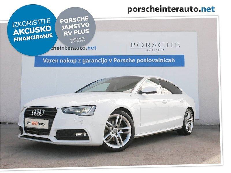 Audi A5 Sportback 2.0 TDI Business Sport Multitronic - SLO