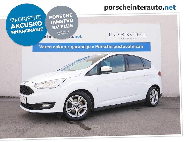 Ford C-MAX 1.0 EcoBoost Trend - SLOVENSKO VOZILO1