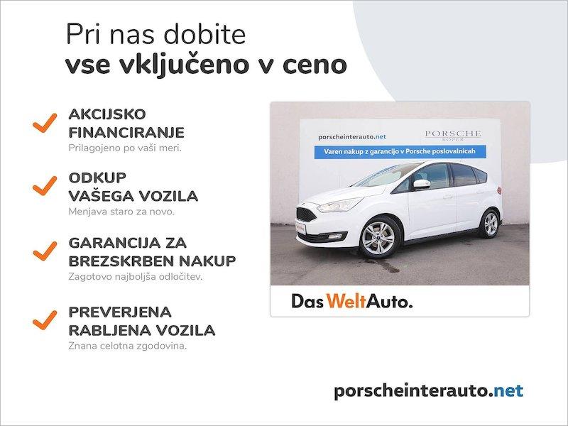 Ford C-MAX 1.0 EcoBoost Trend - SLOVENSKO VOZILO2