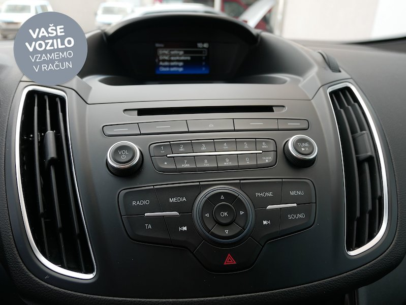 Ford C-MAX 1.0 EcoBoost Trend - SLOVENSKO VOZILO16