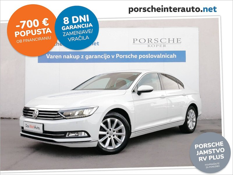 Volkswagen Passat 2.0 TDI BMT Highline - SLOVENSKO VOZILO1