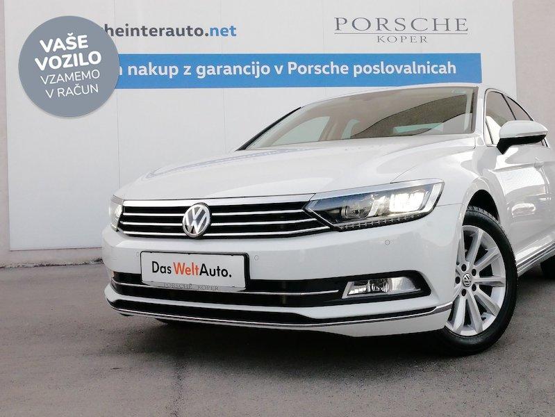 Volkswagen Passat 2.0 TDI BMT Highline - SLOVENSKO VOZILO6
