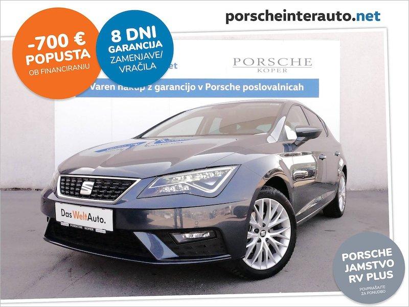 Seat Leon 1.6 TDI Style - SLOVENSKO VOZILO