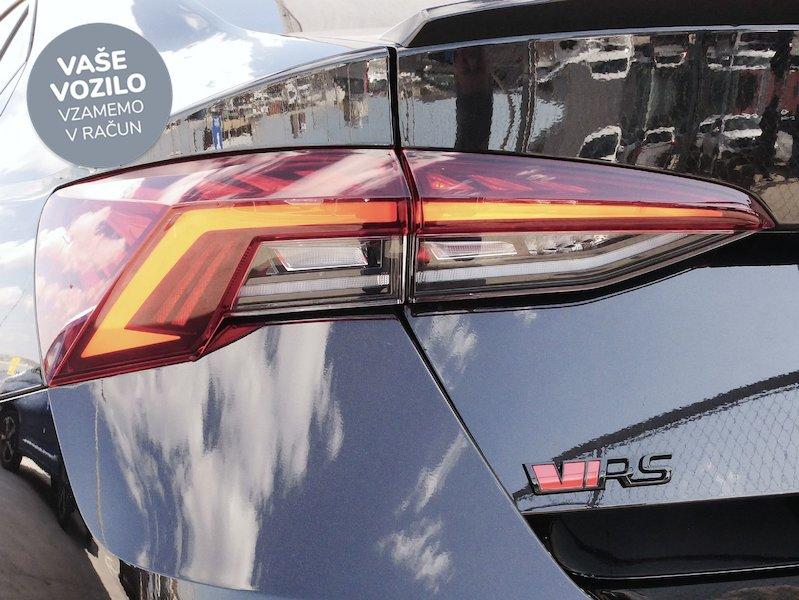Škoda Octavia 1.4 TSI PHEV RS DSG - SLOVENSKO VOZILO18
