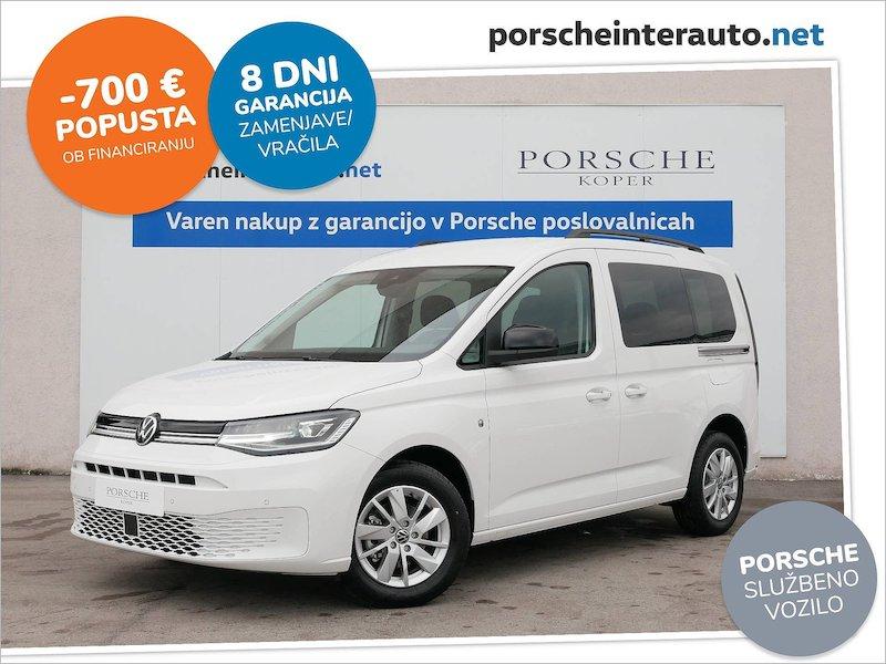 Volkswagen Caddy 2.0 TDI Life - SLOVENSKO VOZILO