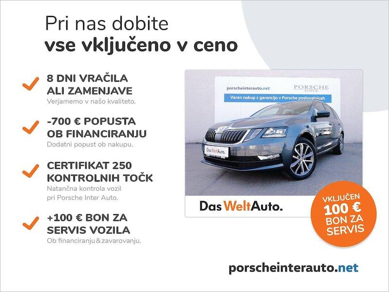 Škoda Octavia LIMITED EDITION 1.8 TSI - VISOKO PODVOZJE2