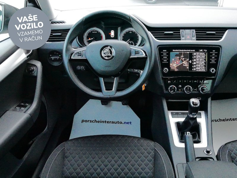 Škoda Octavia LIMITED EDITION 1.8 TSI - VISOKO PODVOZJE14