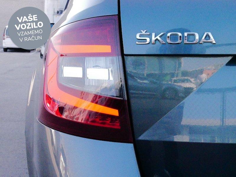 Škoda Octavia LIMITED EDITION 1.8 TSI - VISOKO PODVOZJE18