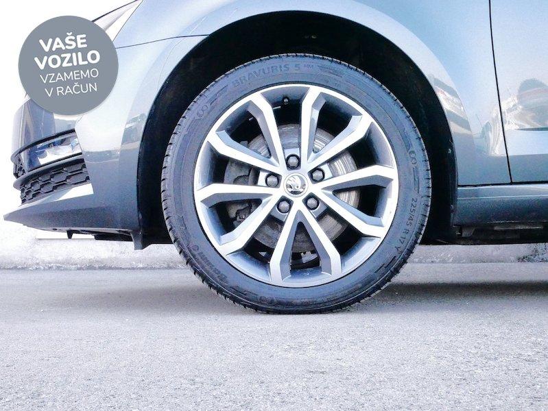Škoda Octavia LIMITED EDITION 1.8 TSI - VISOKO PODVOZJE7