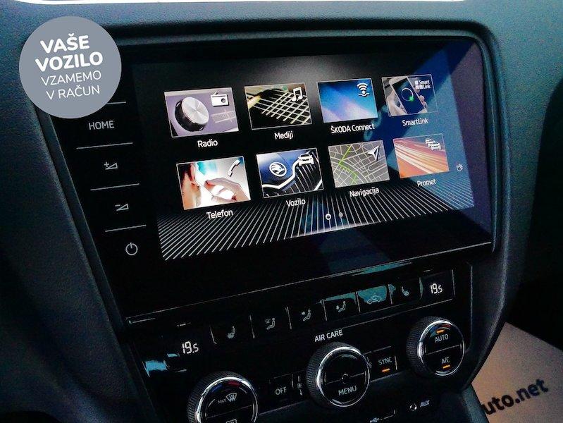 Škoda Octavia Combi 2.0 TDI Style17