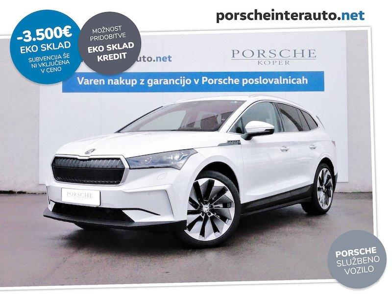 Škoda Enyaq iV 80 - SLOVENSKO VOZILO