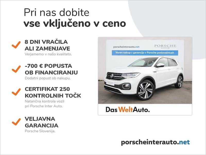 Volkswagen T-Cross 1.0 TSI BMT Style - SLOVENSKO VOZILO2
