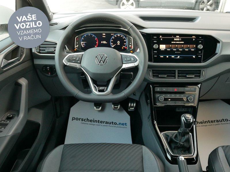 Volkswagen T-Cross 1.0 TSI BMT Style - SLOVENSKO VOZILO14