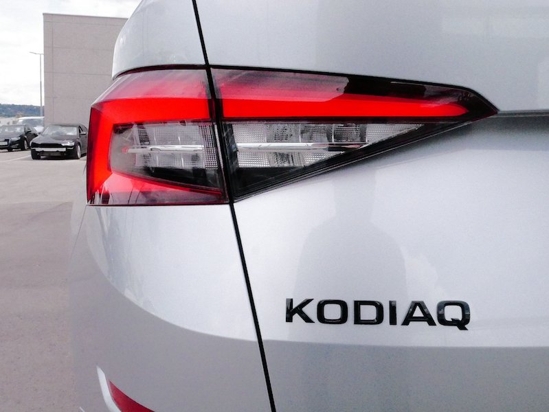 Škoda Kodiaq 2.0 TDI Sportline DSG18