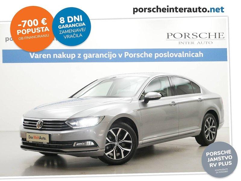 Volkswagen Passat 4motion 2.0 TDI BMT Highline DSG1