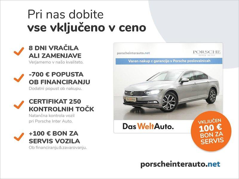 Volkswagen Passat 4motion 2.0 TDI BMT Highline DSG2