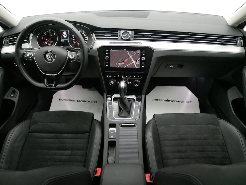 Volkswagen Passat 4motion 2.0 TDI BMT Highline DSG13