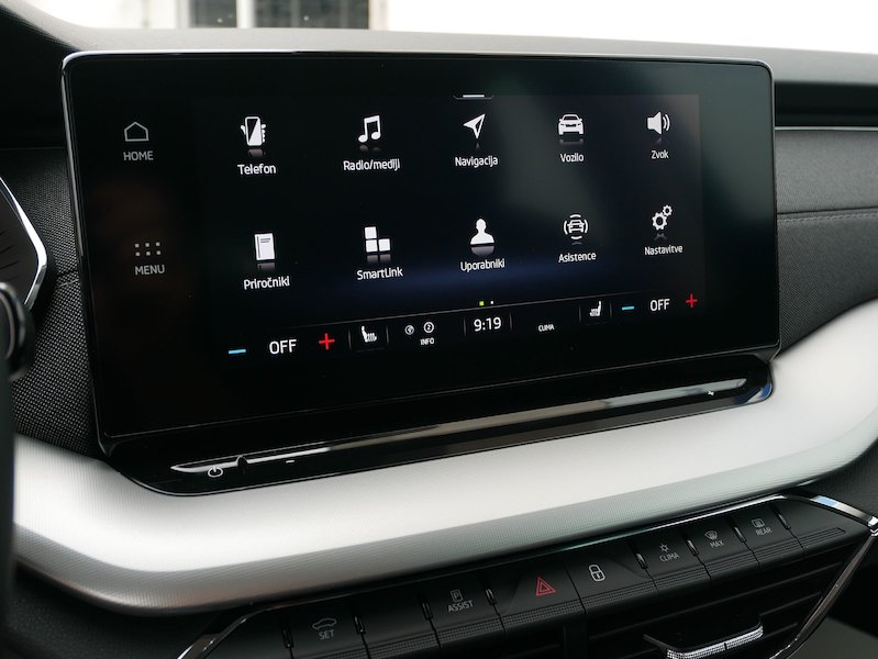 Škoda Octavia Combi 1.5 TSI Style15