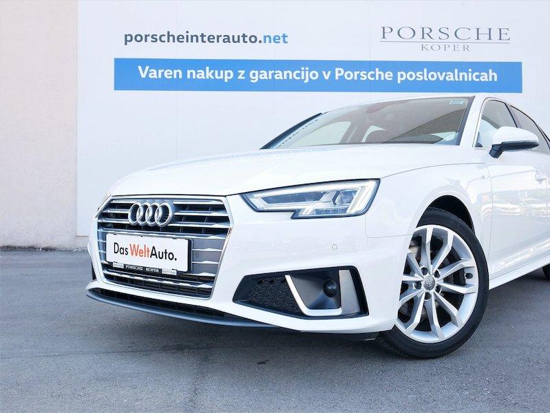 Audi A4 Limuzina 35 TFSI - SLOVENSKO VOZILO6