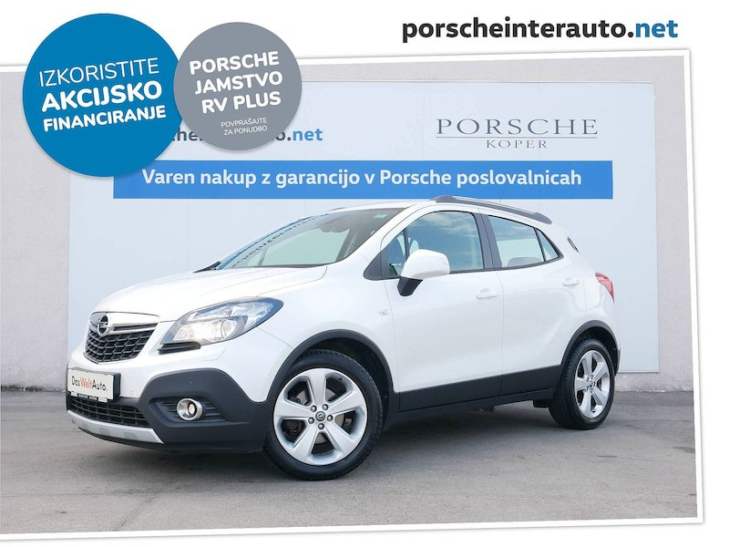 Opel Mokka 1.7 CDTI Enjoy Start Stop - SLOVENSKO VOZILO