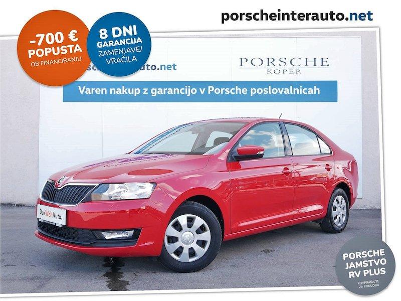 Škoda Rapid 1.0 TSI Easy - SLOVENSKO VOZILO