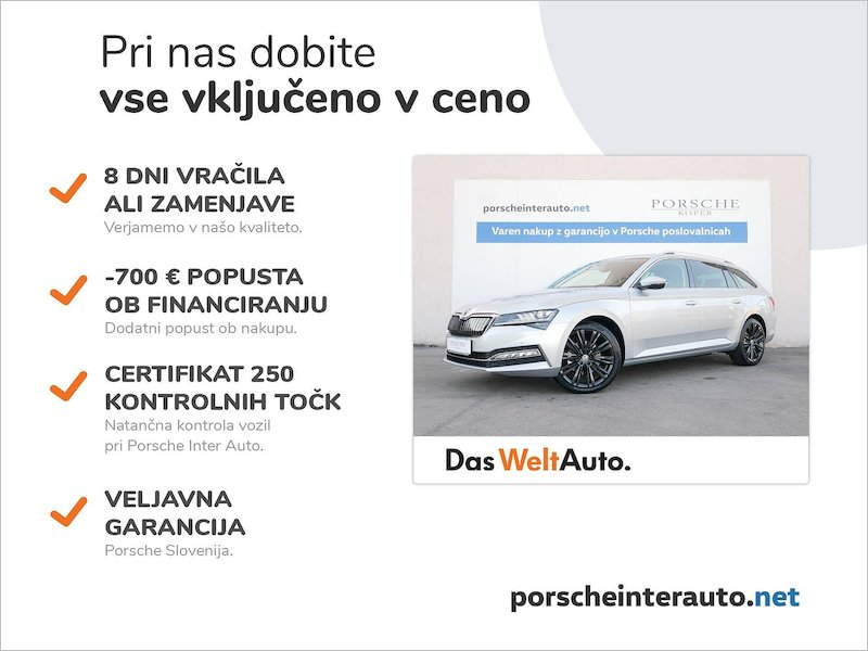 Škoda Superb Combi iV 1.4 TSI Style DSG - SLOVENSKO VOZILO2