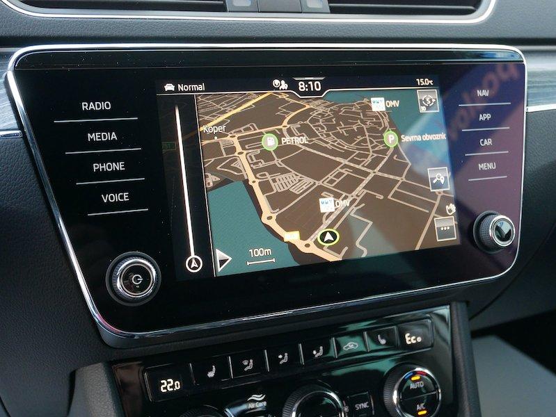 Škoda Superb Combi iV 1.4 TSI Style DSG - SLOVENSKO VOZILO17