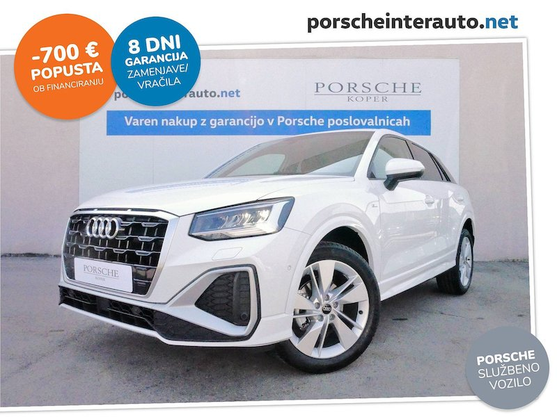 Audi Q2 35 TFSI S line S tronic - SLOVENSKO VOZILO