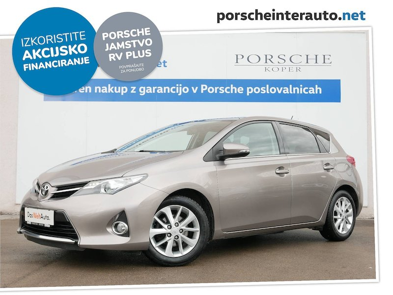 Toyota Auris 1.33 Dual VVT-i Style - SLOVENSKO VOZILO