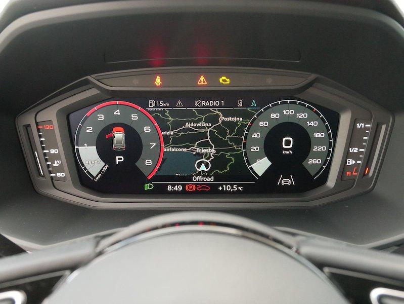 Audi A1 Sportback 25 TFSI Advanced S tronic13