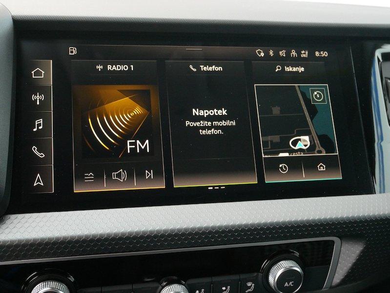 Audi A1 Sportback 25 TFSI Advanced S tronic16