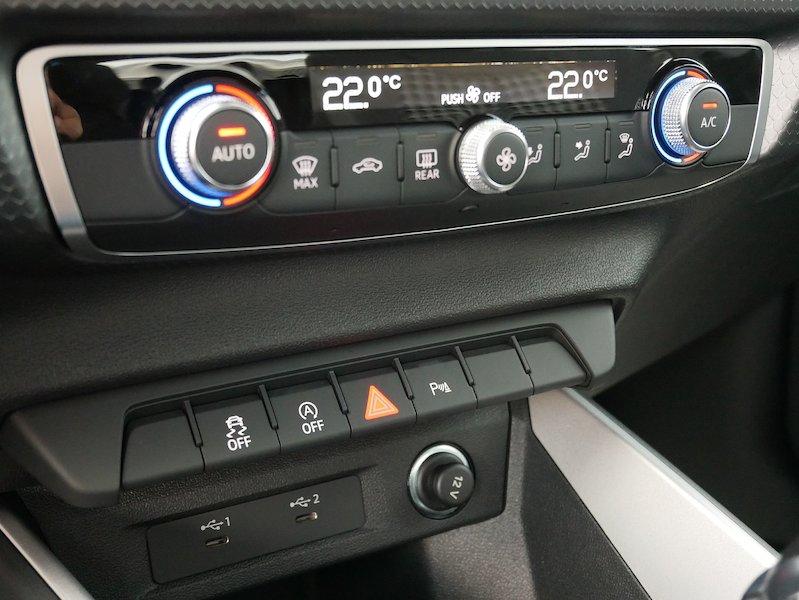 Audi A1 Sportback 25 TFSI Advanced S tronic20