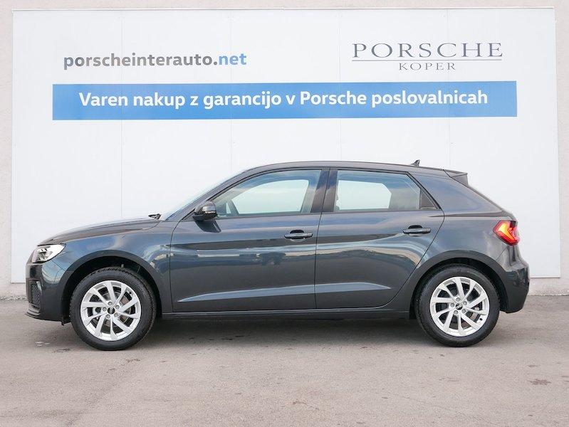 Audi A1 Sportback 25 TFSI Advanced S tronic3