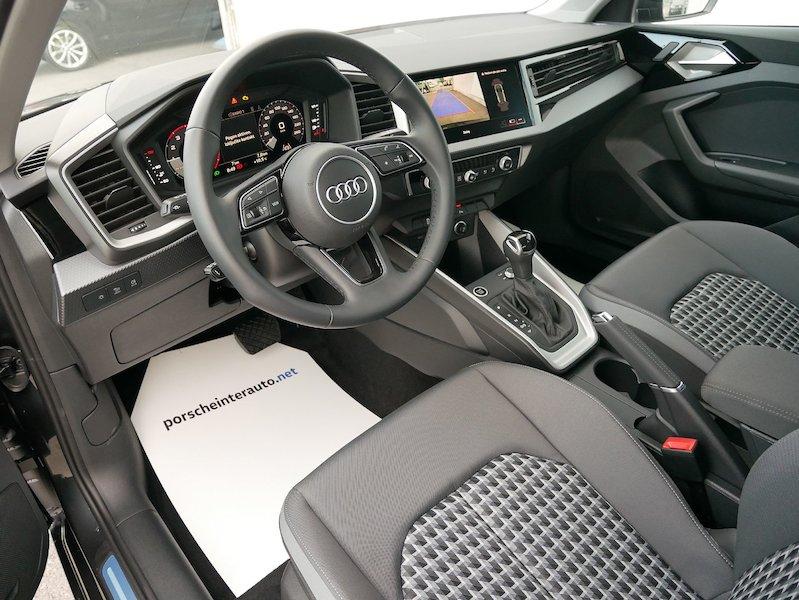 Audi A1 Sportback 25 TFSI Advanced S tronic9
