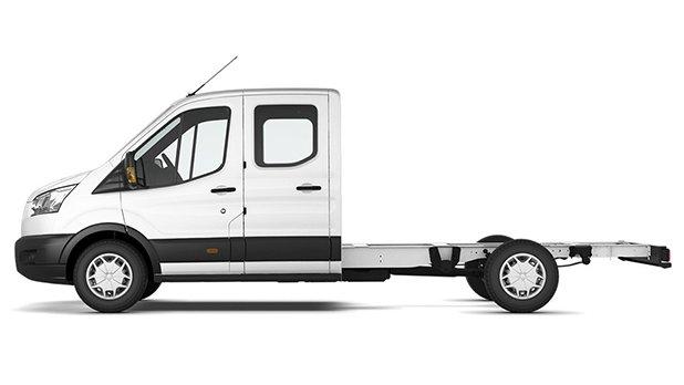 Transit Šasija z dvojno kabino, TREND 2.0 TDCi 125 kW (170 KM) ZP