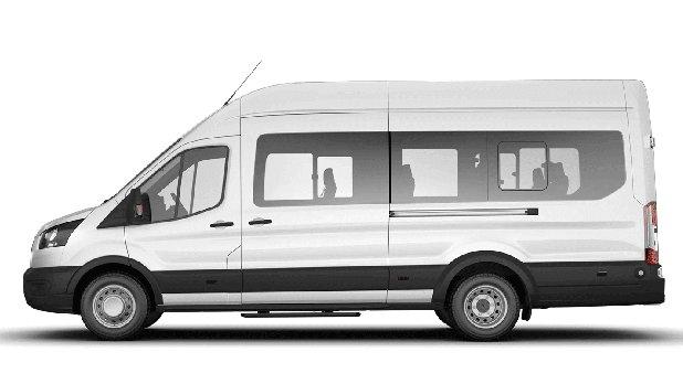 Transit, TREND 2.0 TDCi 125 kW (170 KM) RWD