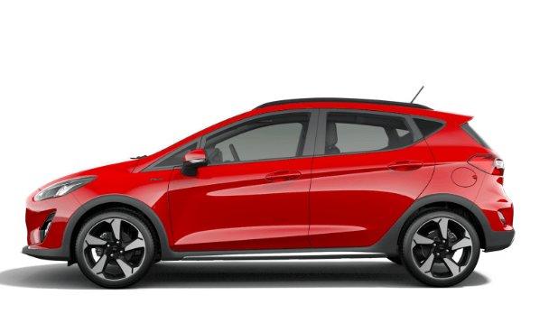 Fiesta Active, 1.0 EcoBoost 70 kW (95 KM)