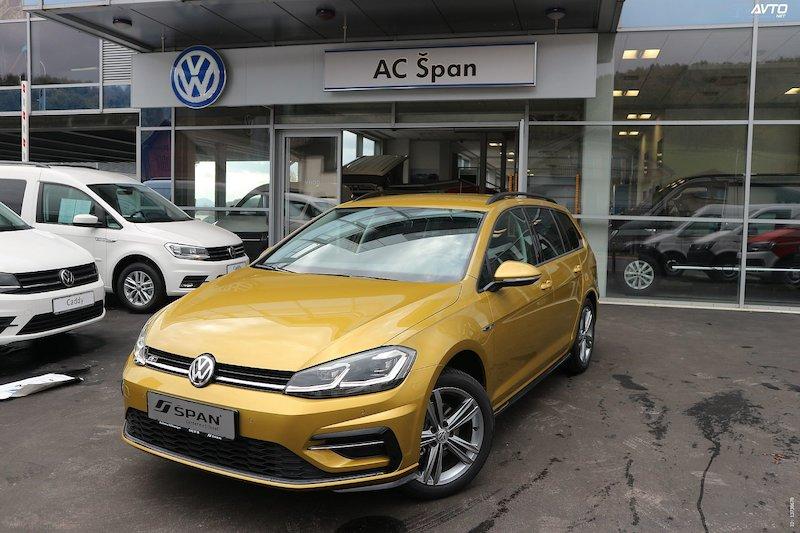 Volkswagen Golf .Variant 1.5 TSI ACT BMT R-Line Edition AKCIJA ČMC