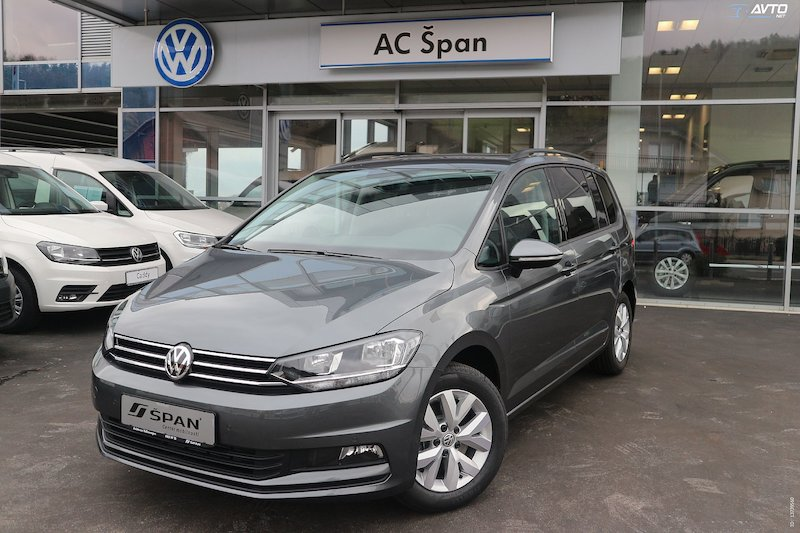 Volkswagen Touran .1.6 TDI BMT Family AKCIJA ČMC