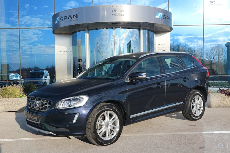 Volvo XC60 AWD D5 Summum Geartronic +DISTRONIC+XEN+TOP OPREMA