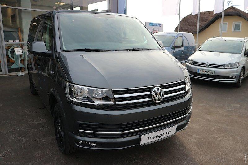 Volkswagen Transporter .T6 Kombi  7+1  2.0 TDI KMR