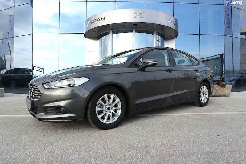 Ford Mondeo 1.5 TDCi BUSINESS +NAVI+BLUETOOTH+NAVI ITD