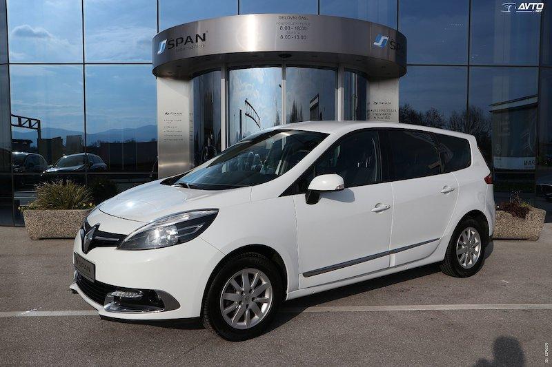 Renault Grand Scenic dCi 110 Energy 7SEDEŽEV +DELNO USNJE+BLUETOOTH ITD